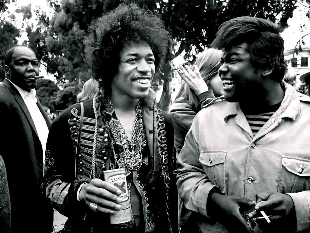 wallpapers y videos de Jimi hendrix con sus descripciones