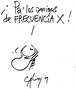Caloi Clemente Frecuencia X
