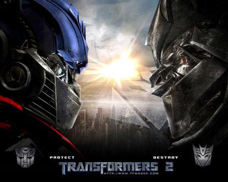 Transformers 2: La Venganza De Los Caidos Trans-1